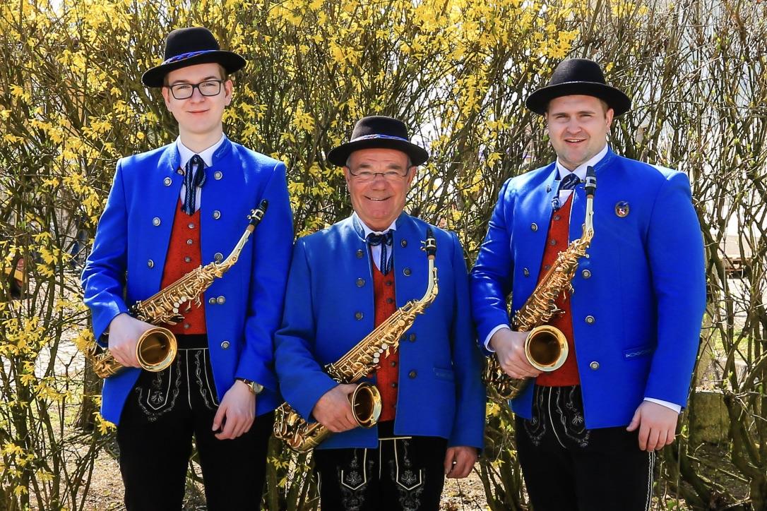 Saxophonregister